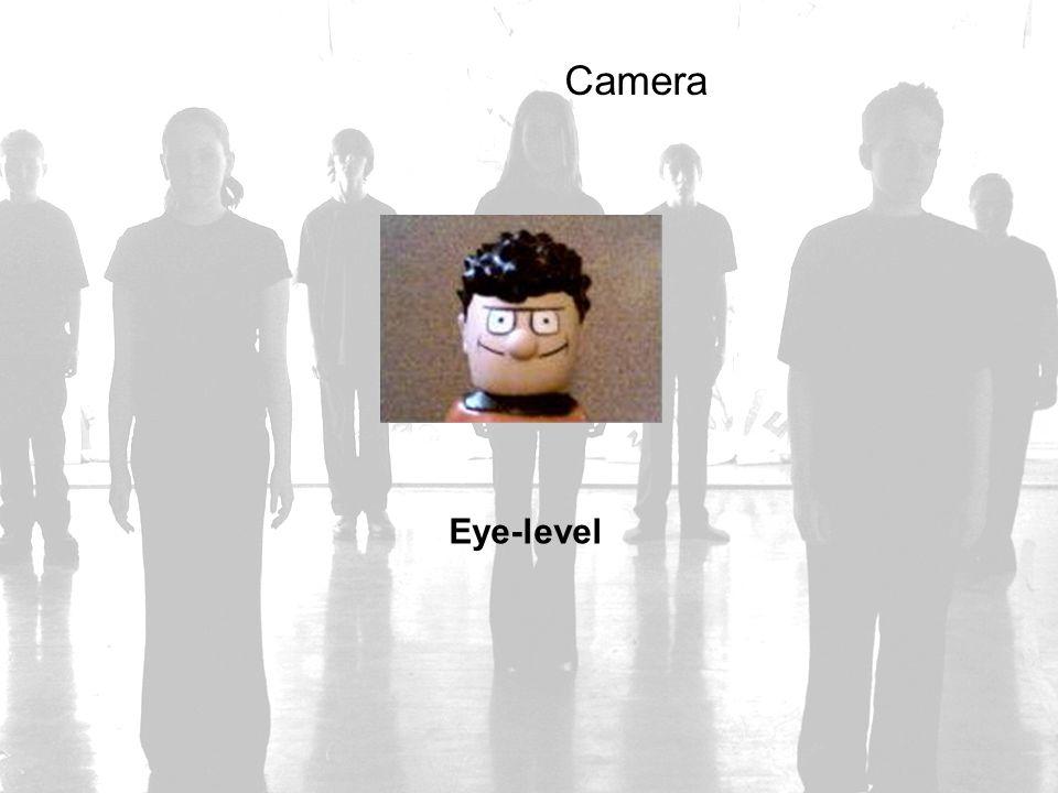 Camera Eye-level
