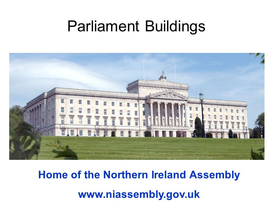 Home of the Northern Ireland Assembly
