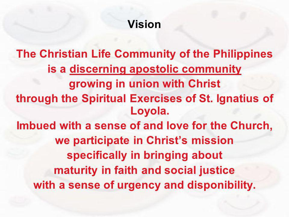 The Christian Life Community of the Philippines