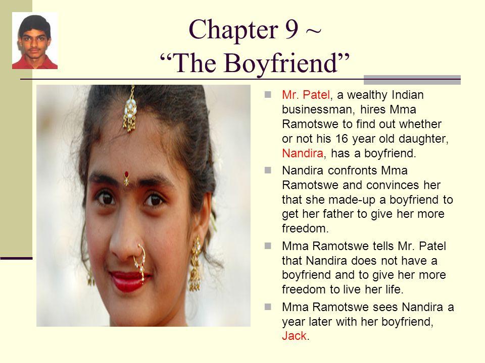 Chapter 9 ~ The Boyfriend