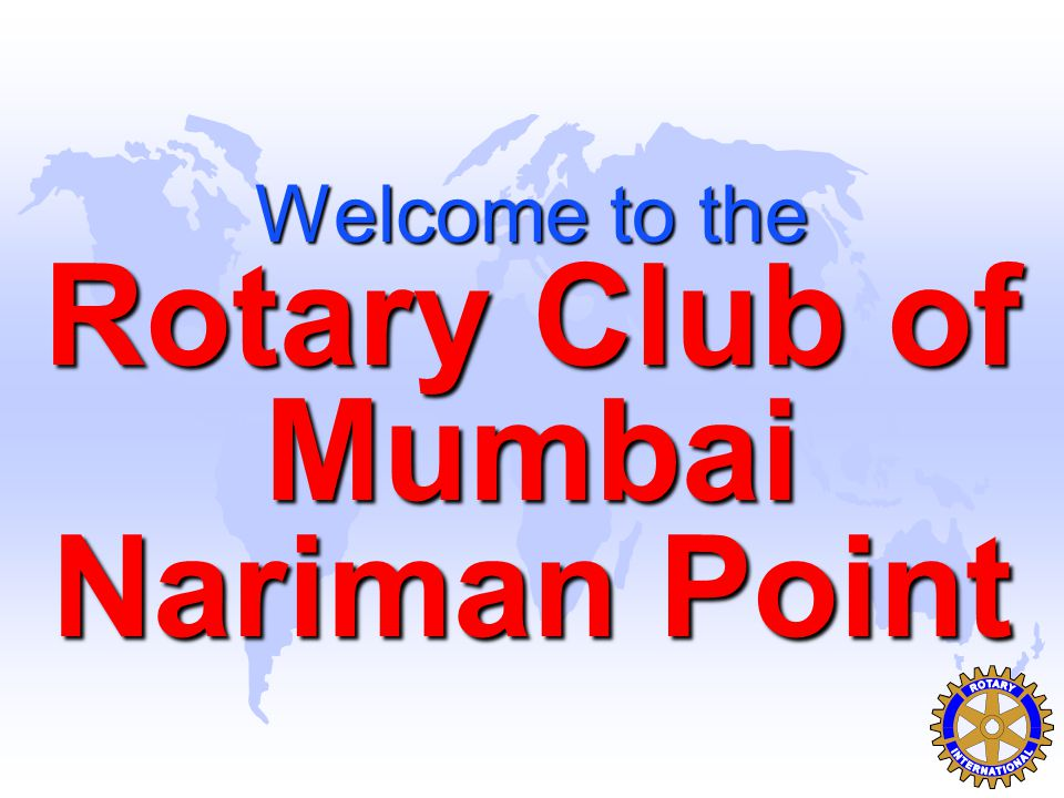 Rotary Club of Mumbai Nariman Point