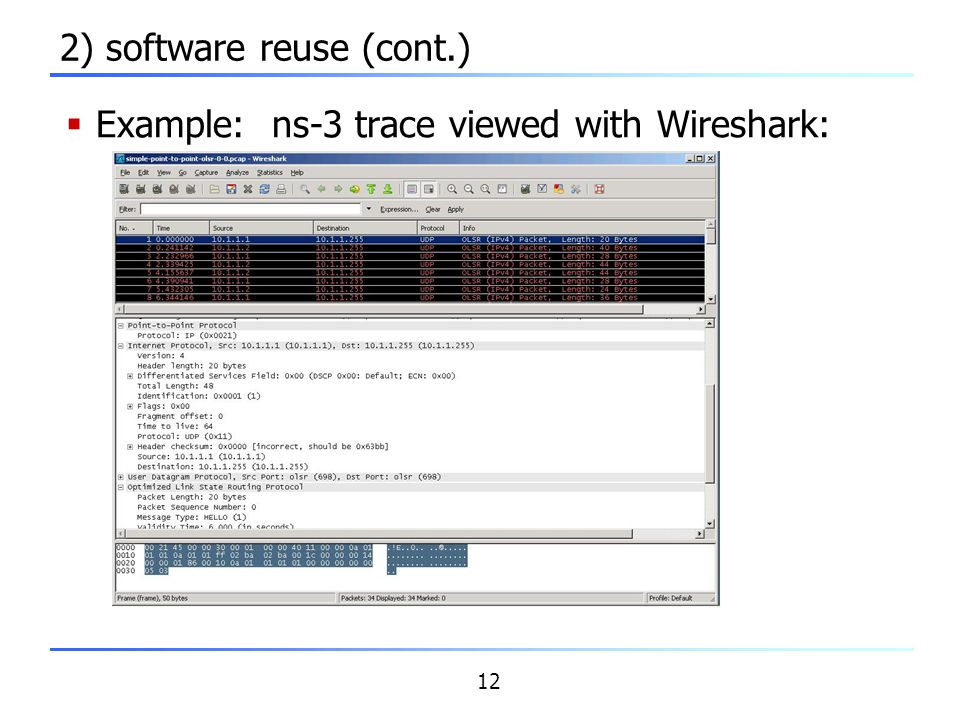 2) software reuse (cont.)