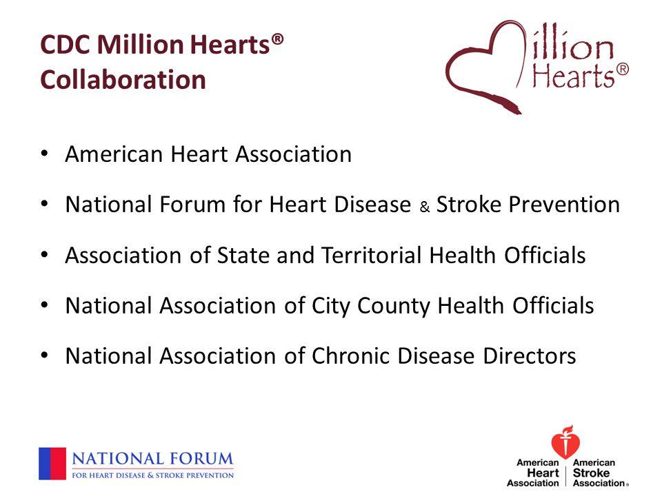 CDC Million Hearts® Collaboration