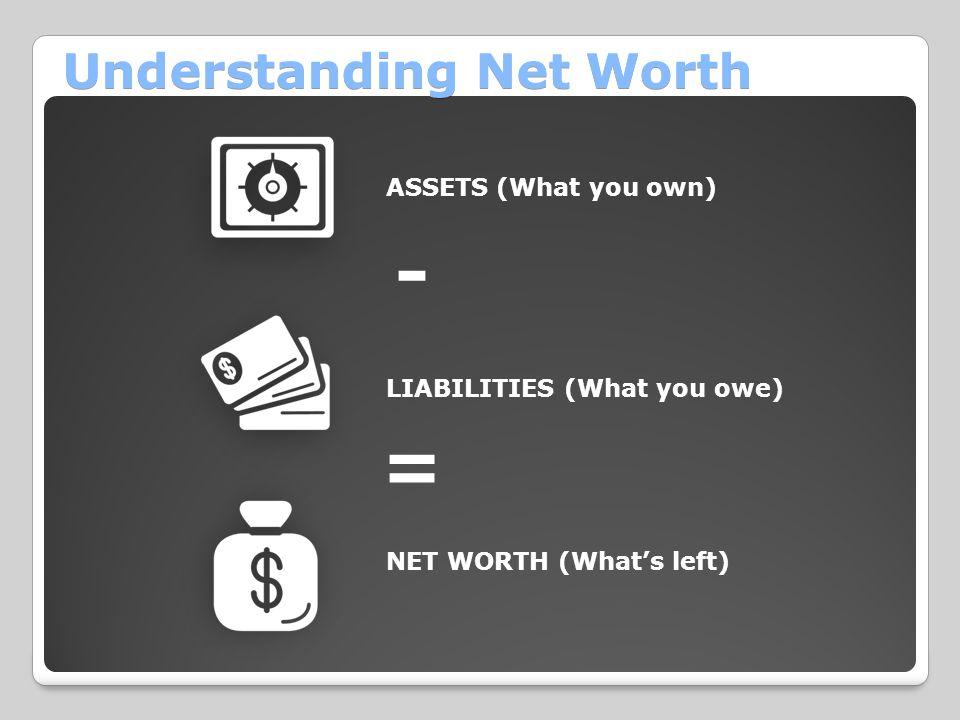 Understanding Net Worth