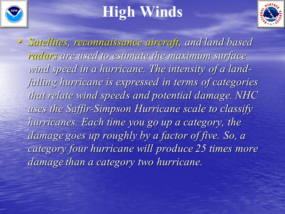 High Winds