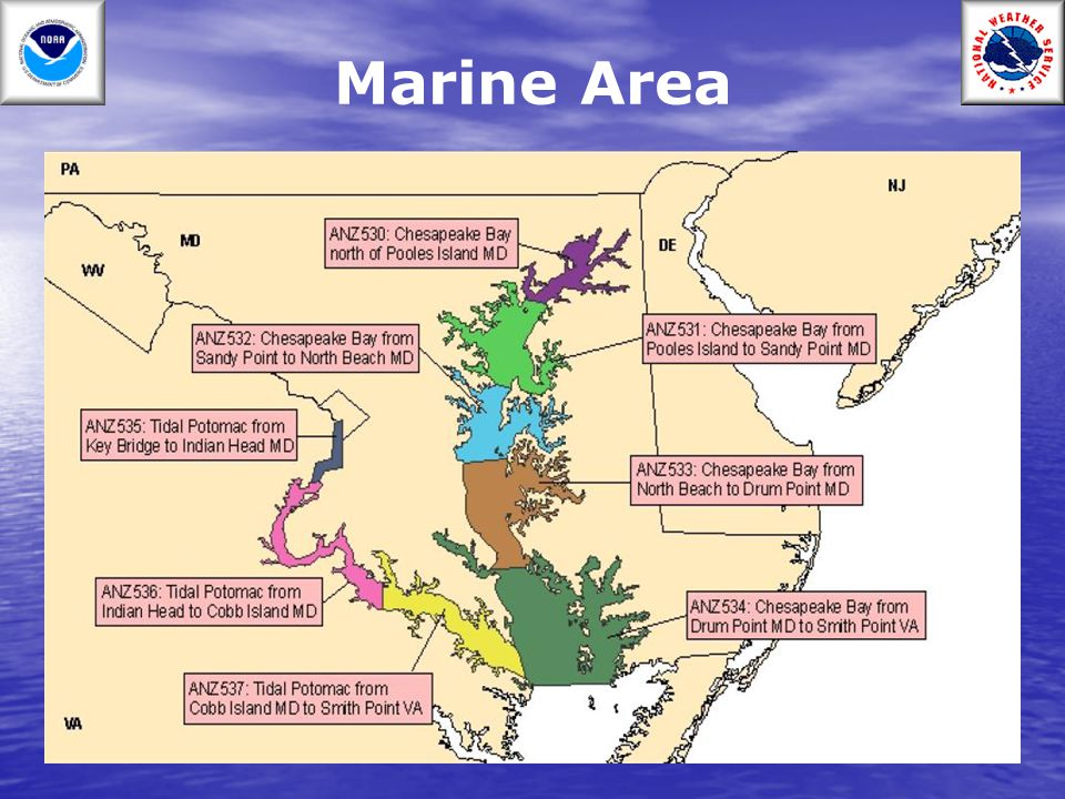 Marine Area