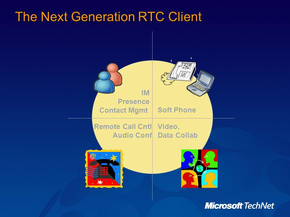The Next Generation RTC Client