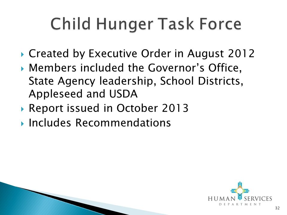Child Hunger Task Force