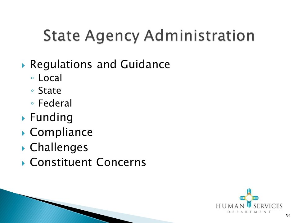 State Agency Administration