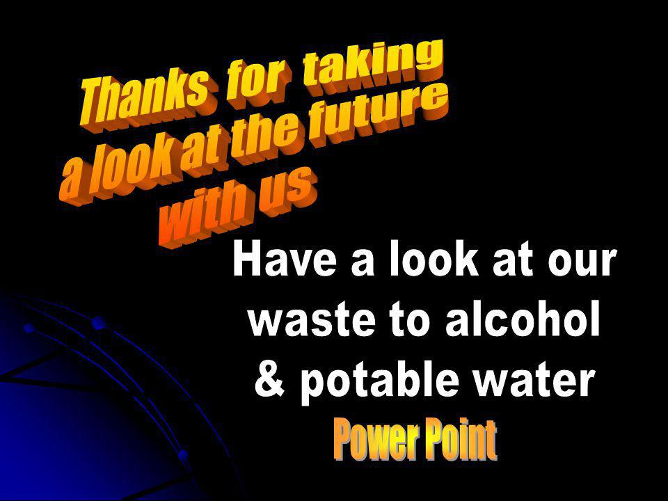 Thanks for taking a look at the future with us Power Point