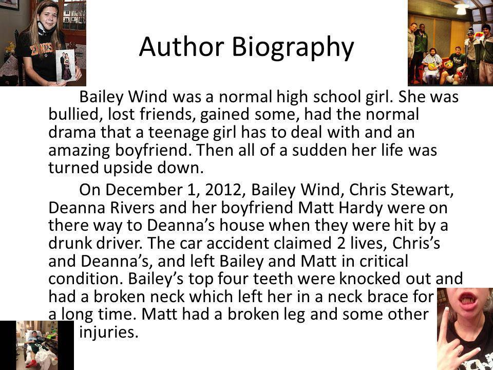 Author Biography