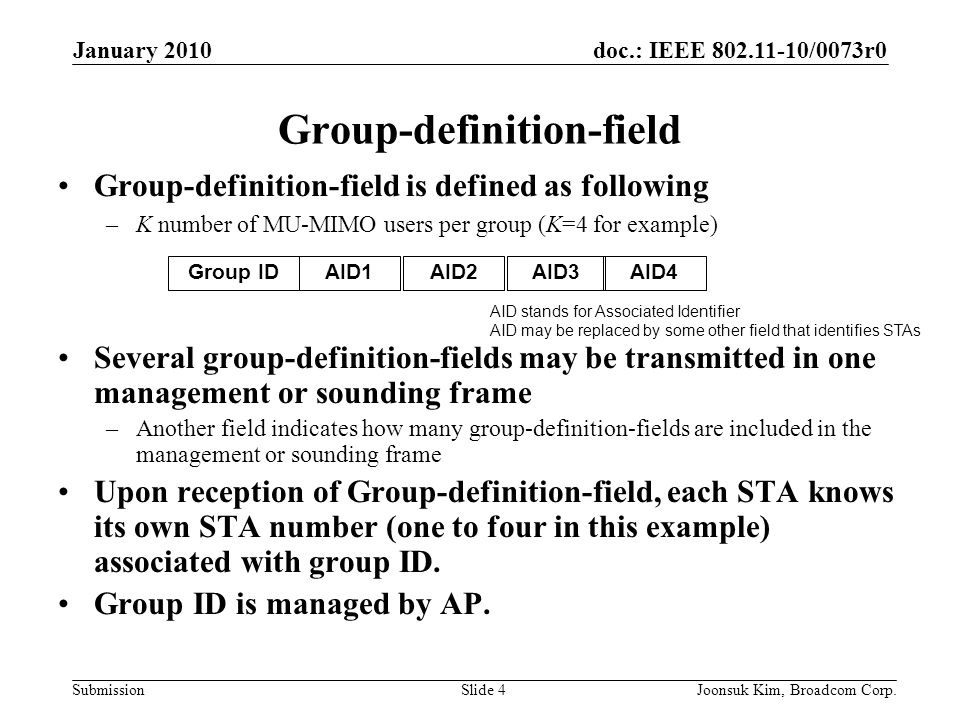 Group-definition-field
