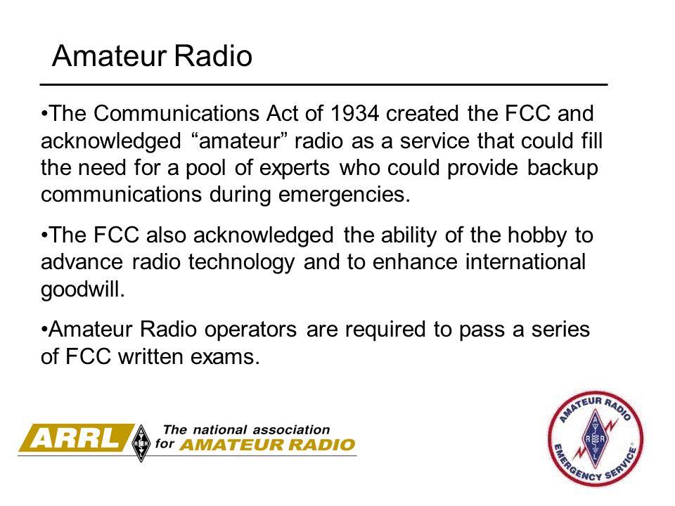 Amateur Radio