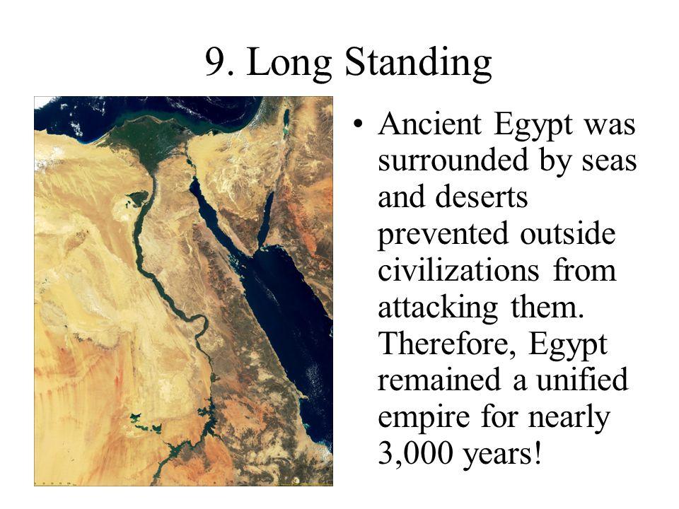 9. Long Standing