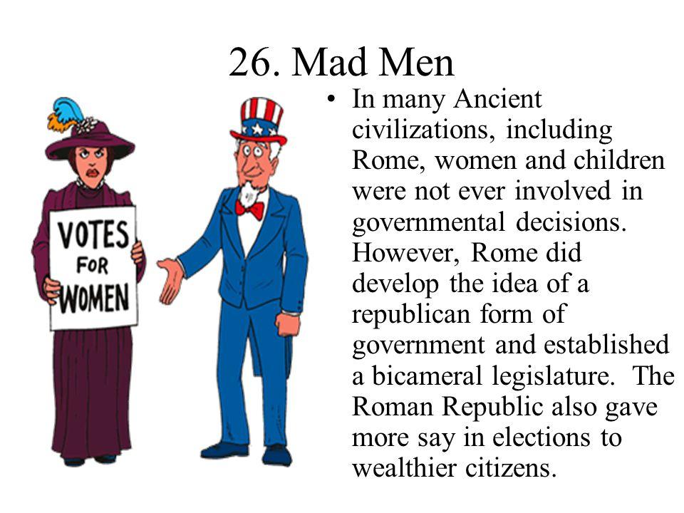 26. Mad Men