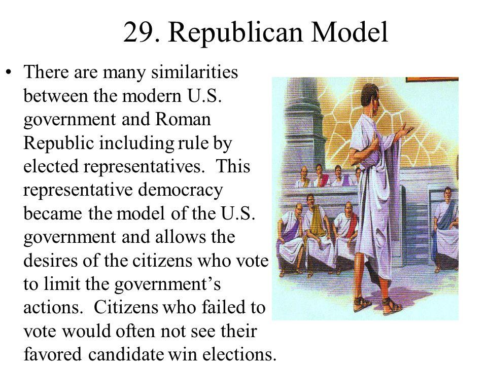 29. Republican Model