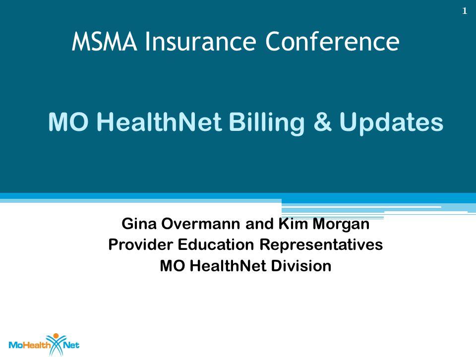 MSMA Insurance Conference