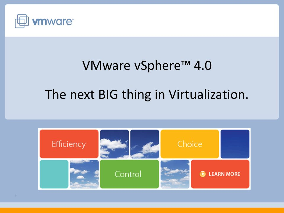 The next BIG thing in Virtualization.