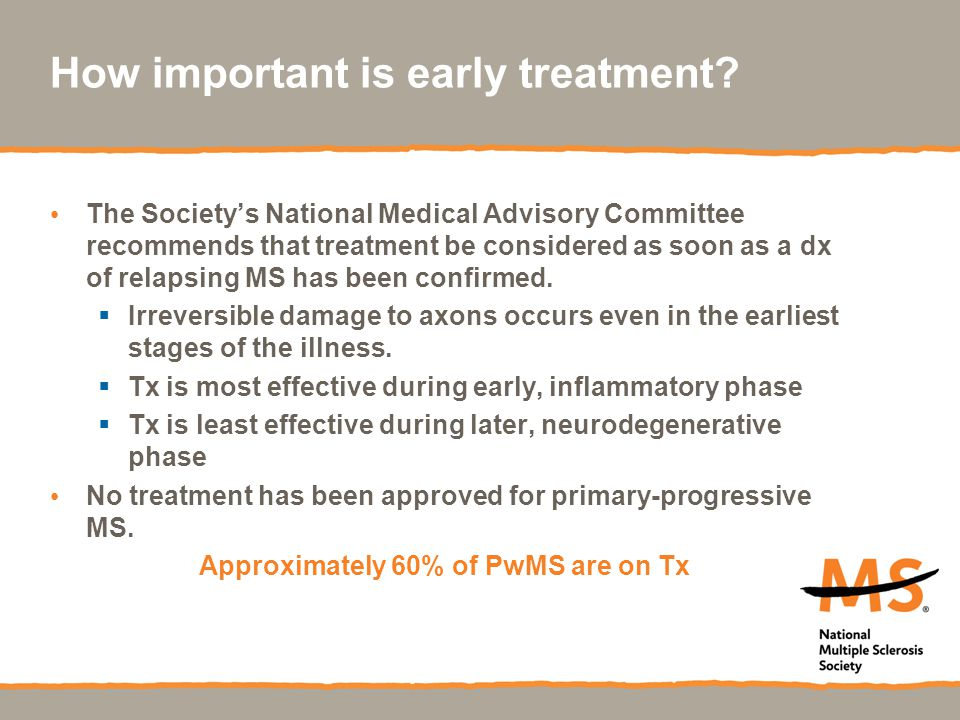 How important is early treatment