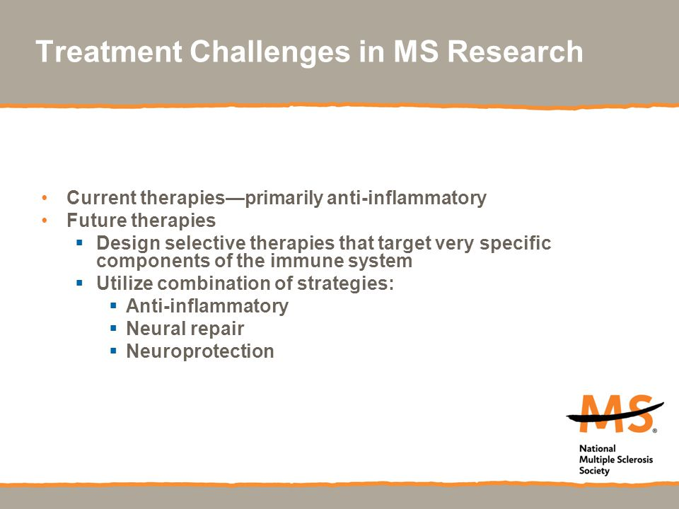 Treatment Challenges in MS Research