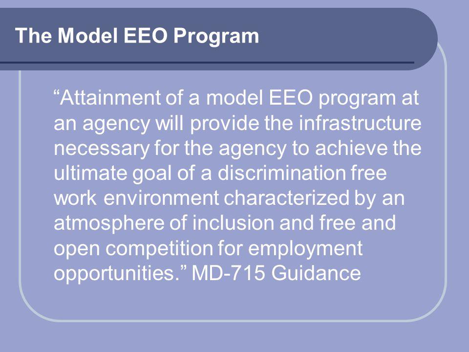 The Model EEO Program