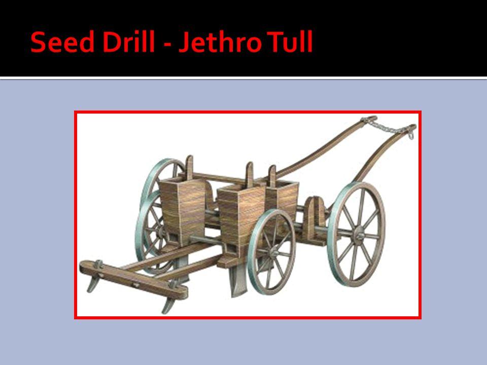 Seed Drill - Jethro Tull