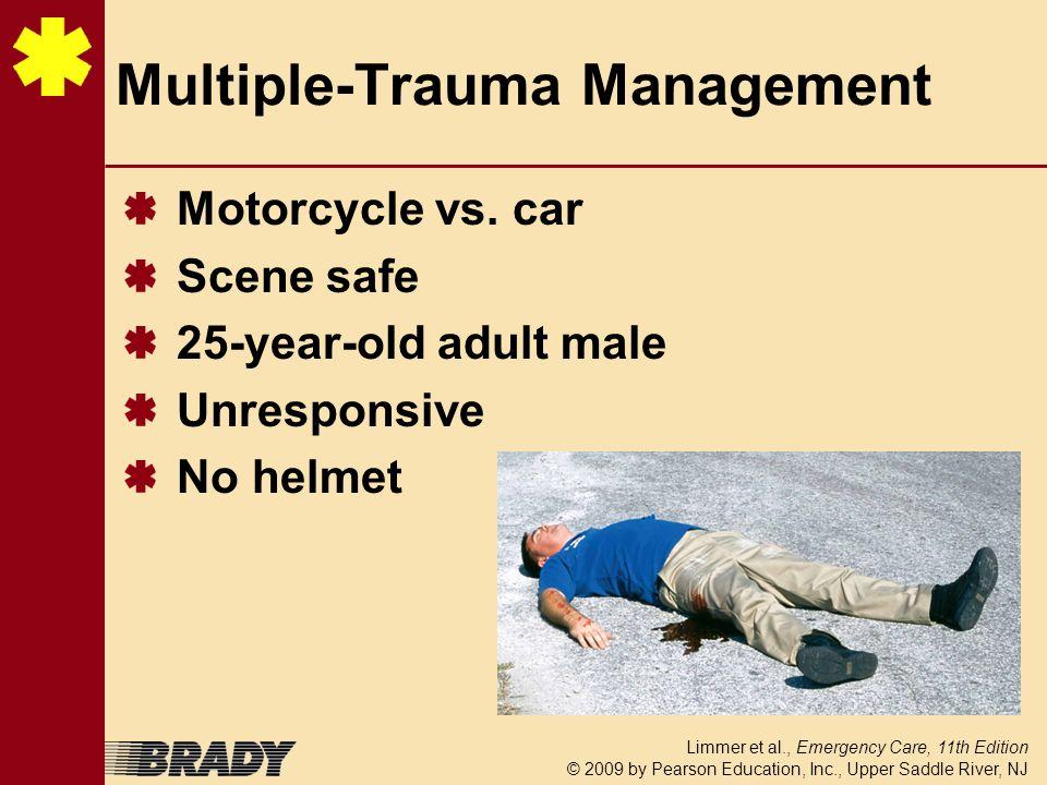Multiple-Trauma Management