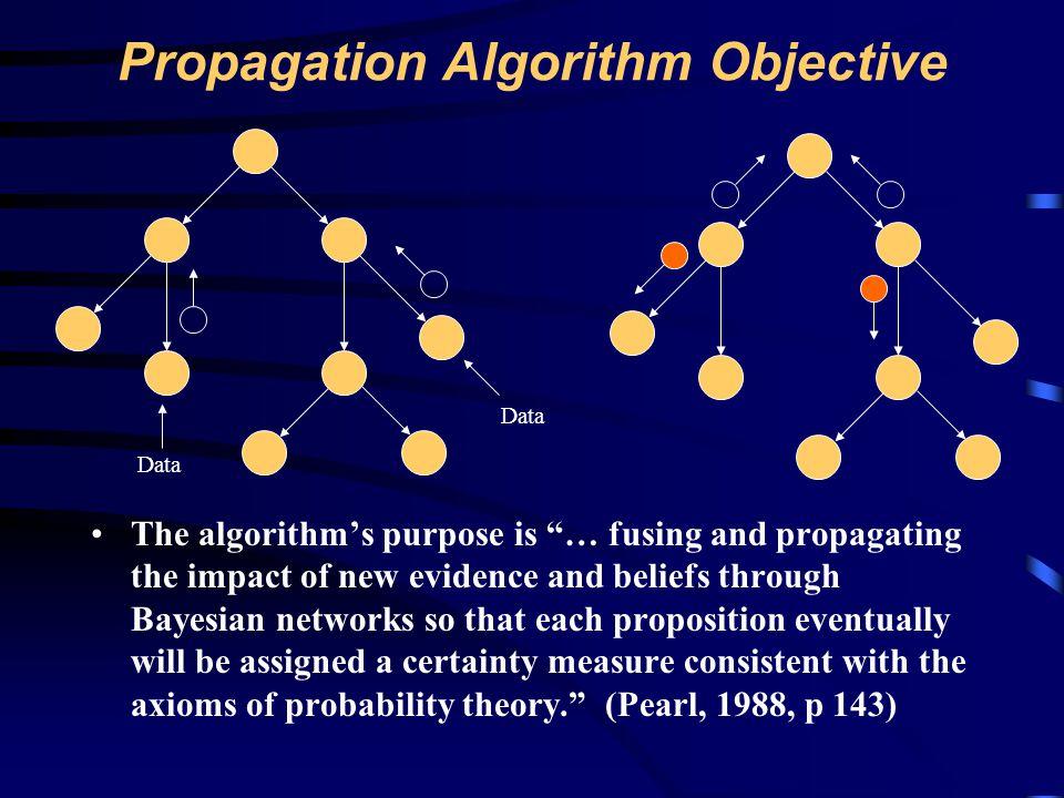 Propagation Algorithm Objective