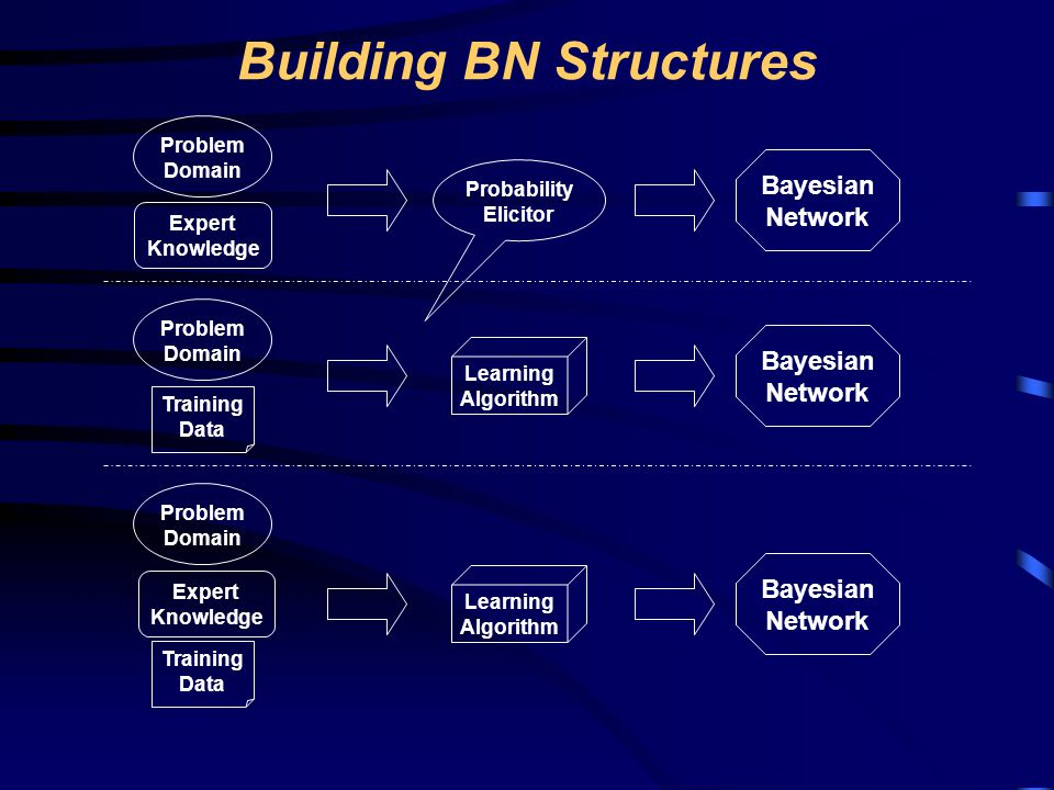 Building BN Structures