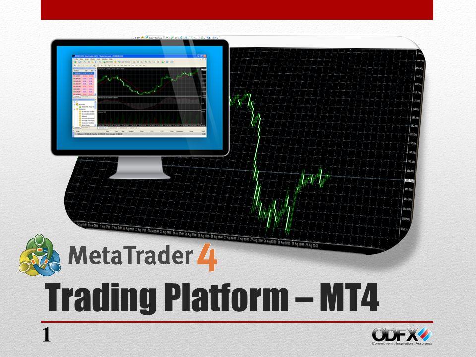 Trading Platform – MT4 1
