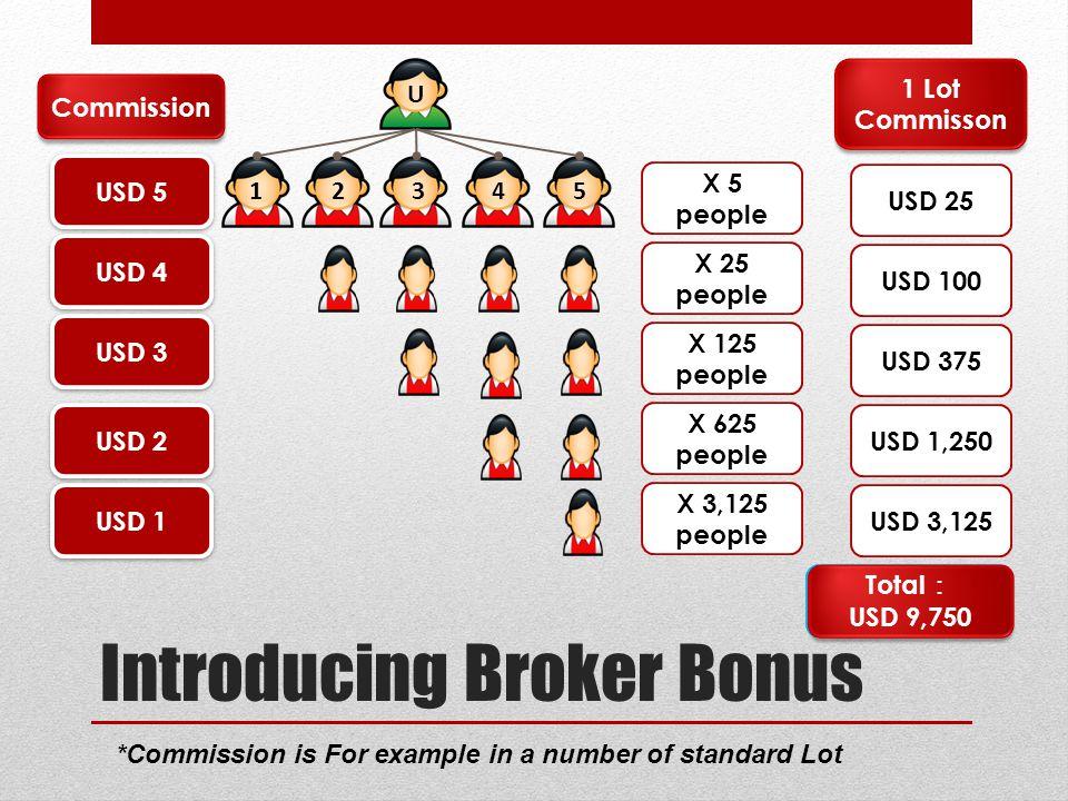 Introducing Broker Bonus
