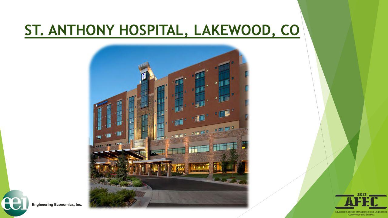 ST. ANTHONY HOSPITAL, LAKEWOOD, CO