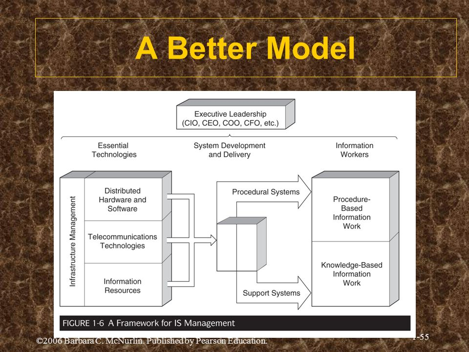 A Better Model ©2006 Barbara C. McNurlin. Published by Pearson Education.