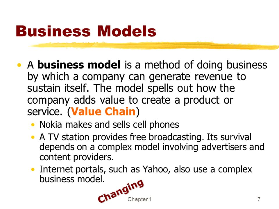 Business Models