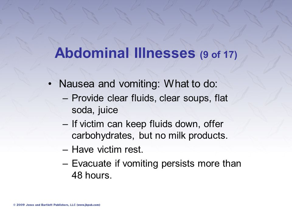 Abdominal Illnesses (9 of 17)