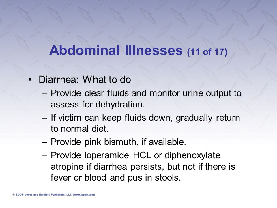 Abdominal Illnesses (11 of 17)