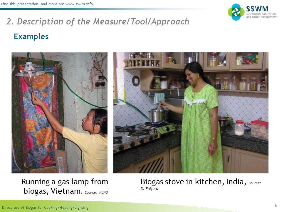 2. Description of the Measure/Tool/Approach