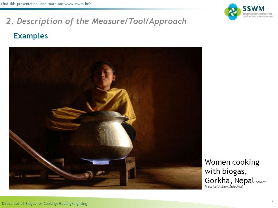 2. Description of the Measure/Tool/Approach