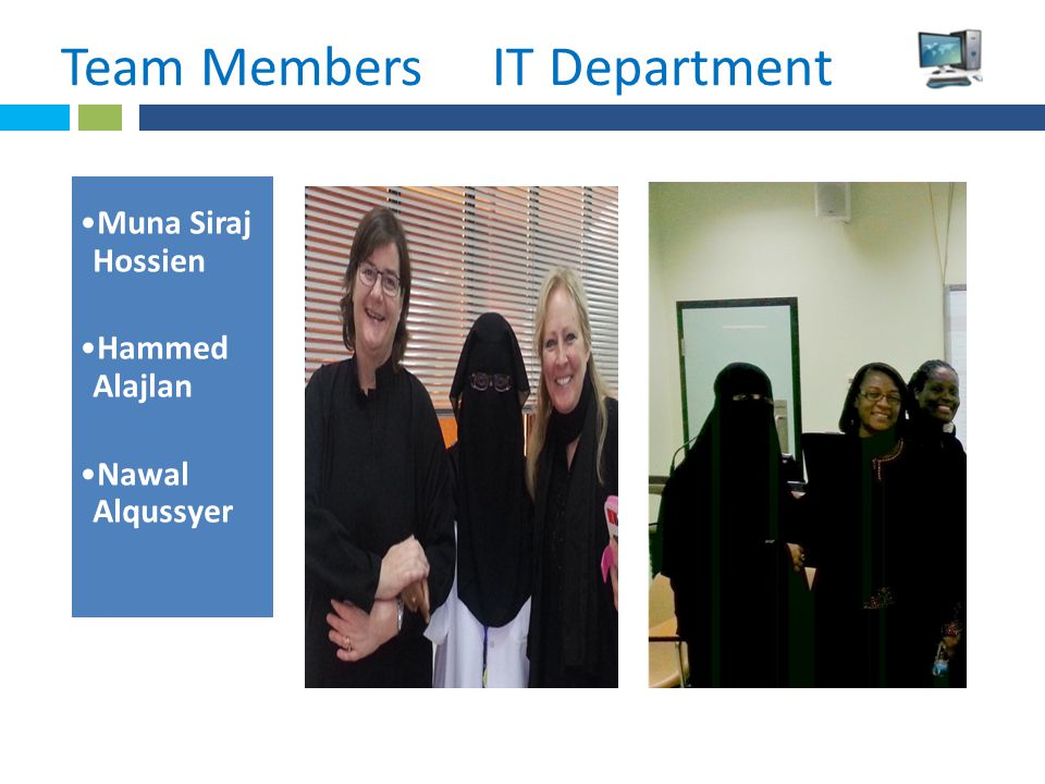 * Team Members IT Department.IITIT