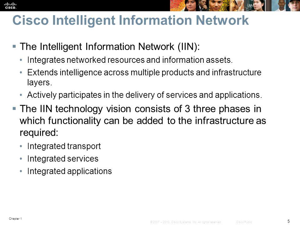 Cisco Intelligent Information Network