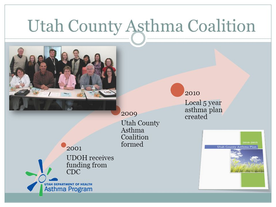 Utah County Asthma Coalition