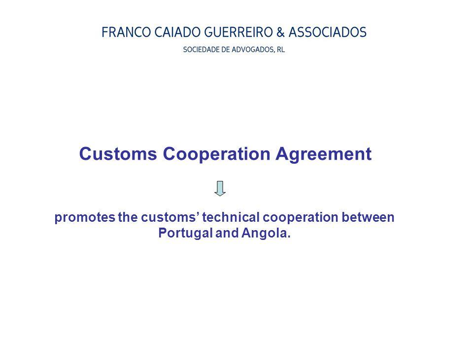 Customs Cooperation Agreement