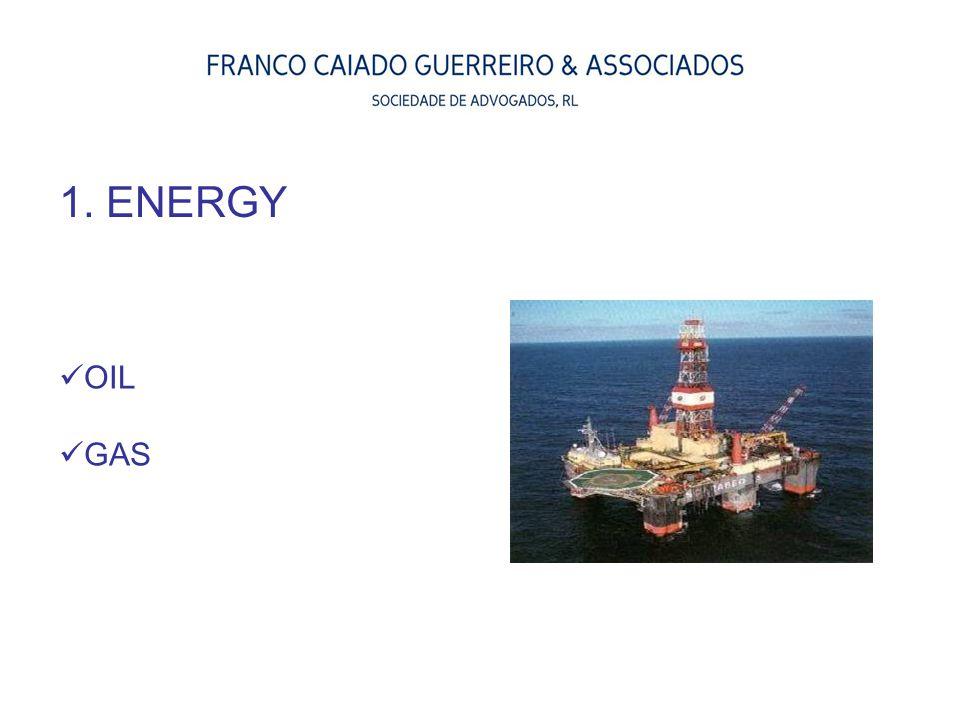 1. ENERGY OIL GAS