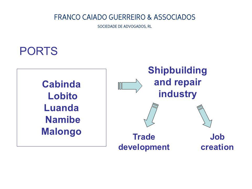 Shipbuilding and repair industry