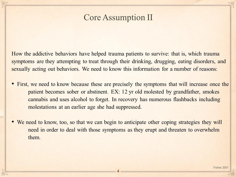 Core Assumption II
