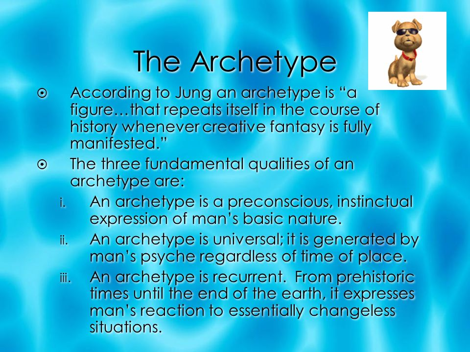 The Archetype
