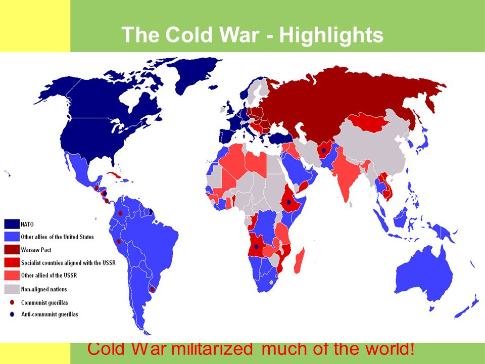 The Cold War - Highlights