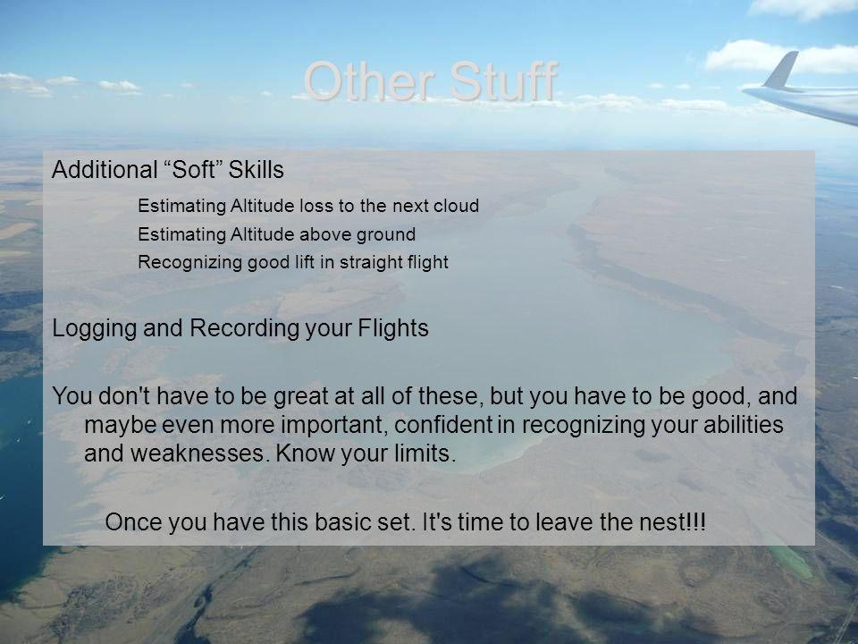 Other Stuff Additional Soft Skills