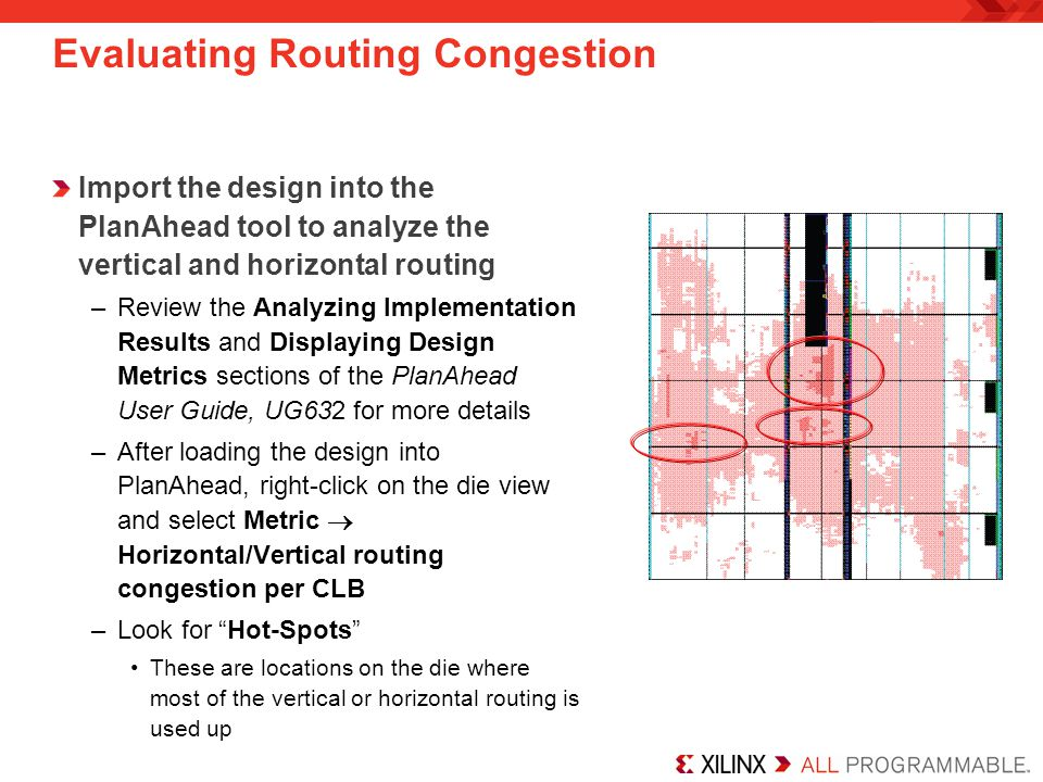 Evaluating Routing Congestion