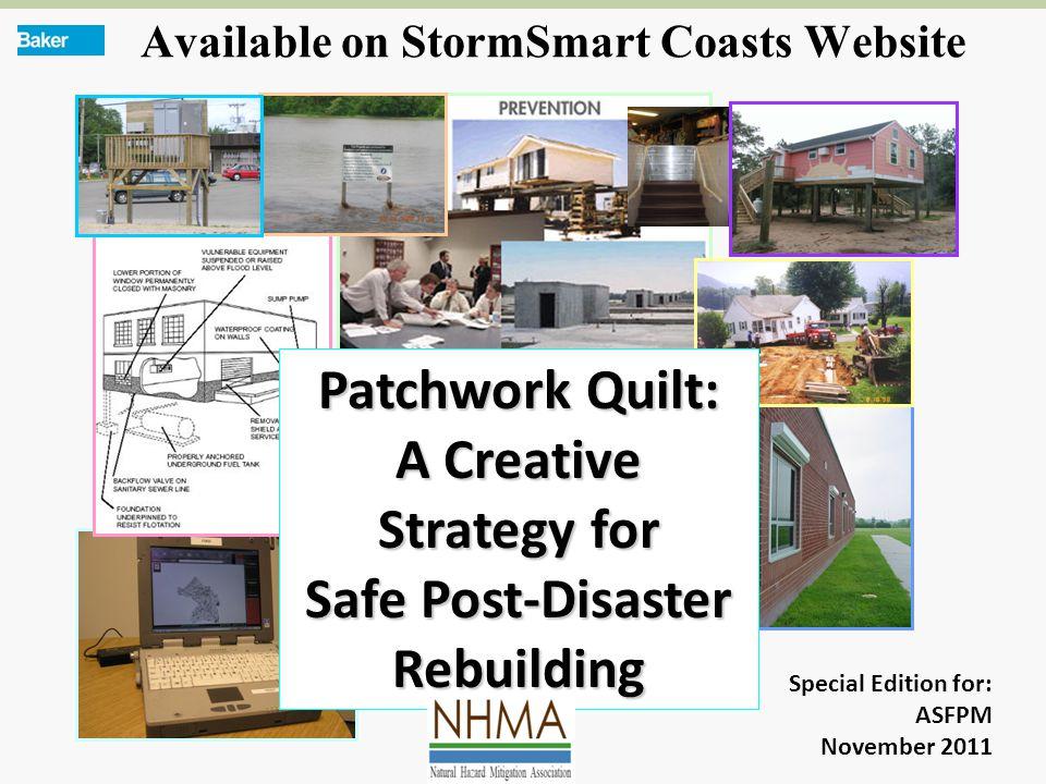 Available on StormSmart Coasts Website